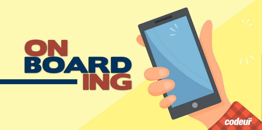 onboarding application mobile