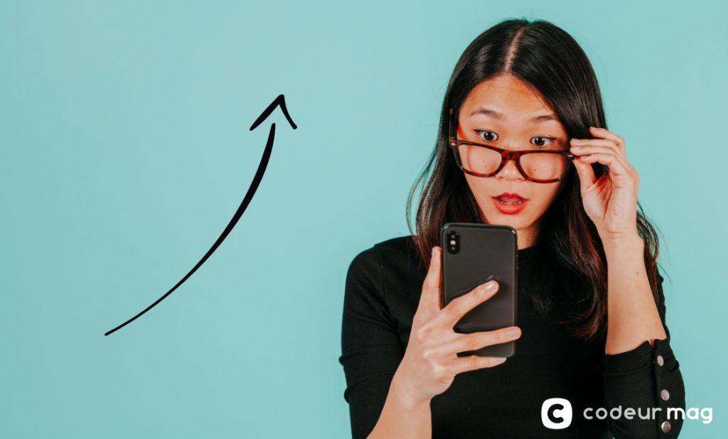 App mobile augmenter ventes