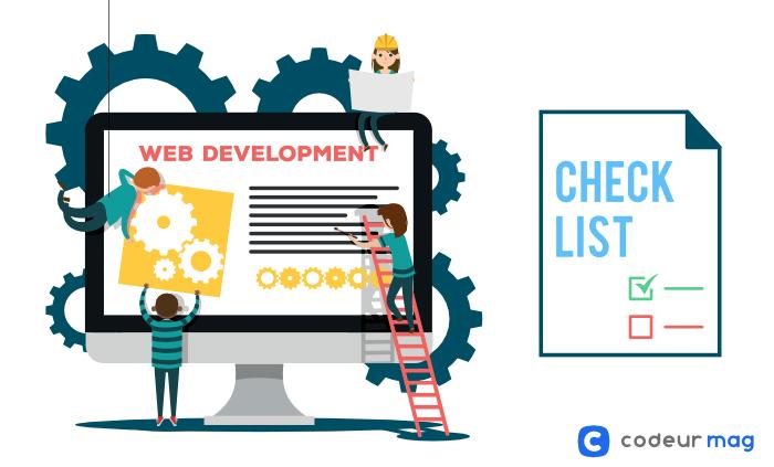 Développeur web : 7 choses à vérifier pour livrer un site de qualité