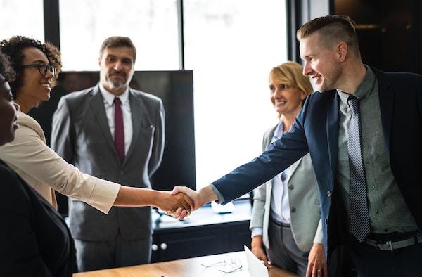 Collaboration marketing commerciaux