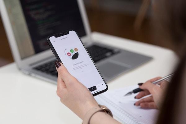 Test utilisateur application mobile