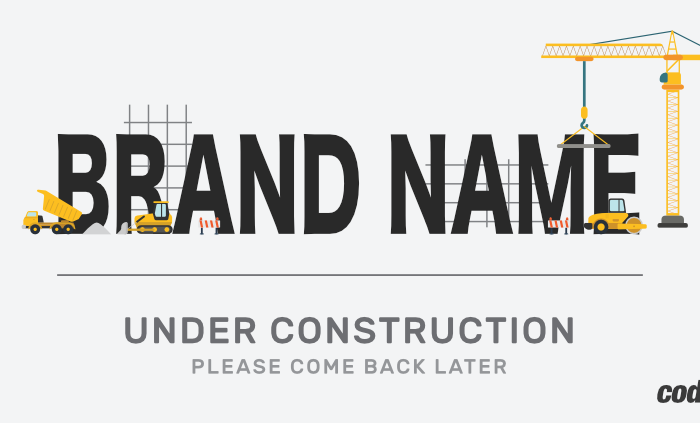 Changer nom de marque