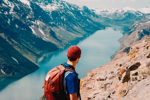 Entrepreneur randonnée