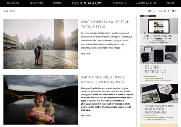 Design Aglow Photogrpahie