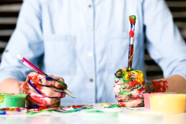 Personne créative