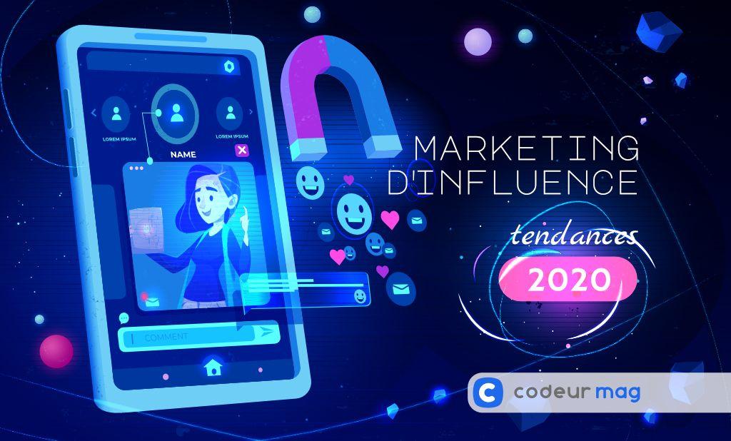 marketing d'influence tendances 2020
