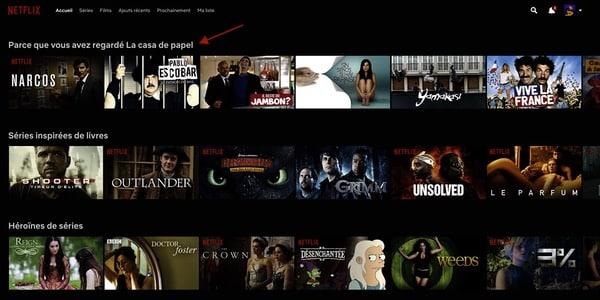 Netflix intelligence artificielle