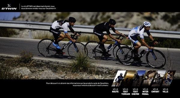 Vélos adaptés cible