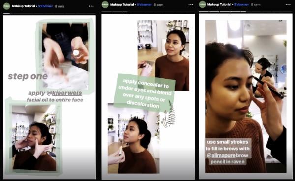 Story Instagram tutoriel