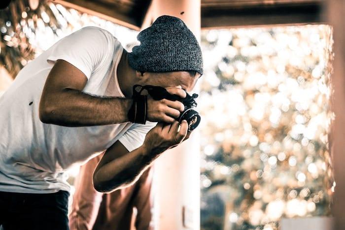 Freelance photographe
