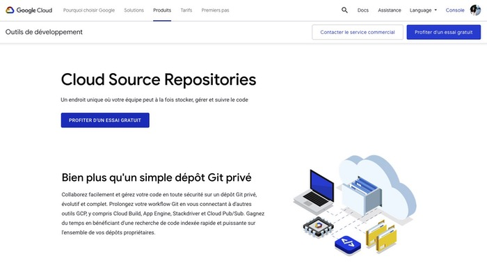 Cloud Source Google