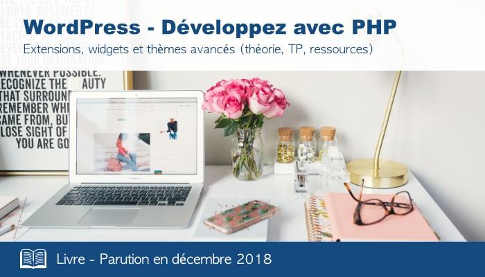 Livre WordPress PHP