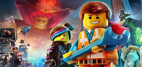 Film Lego Storytelling