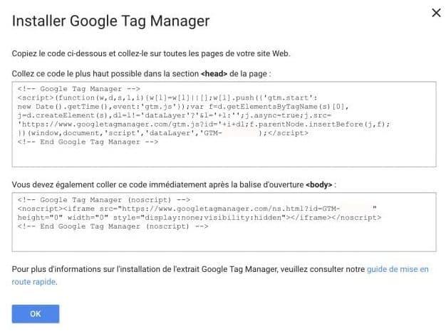 Google Analytics Tracking 3