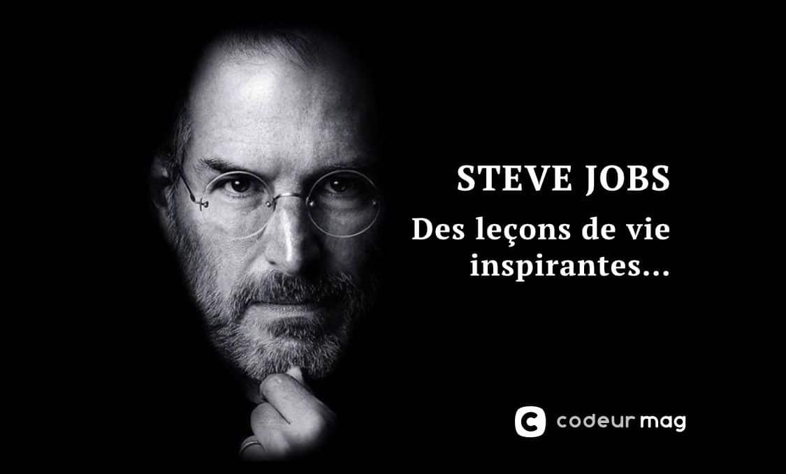 Entrepreneurs 17 Lecons De Vies De Steve Jobs