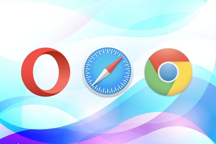 Chrome Opera Safari autofill
