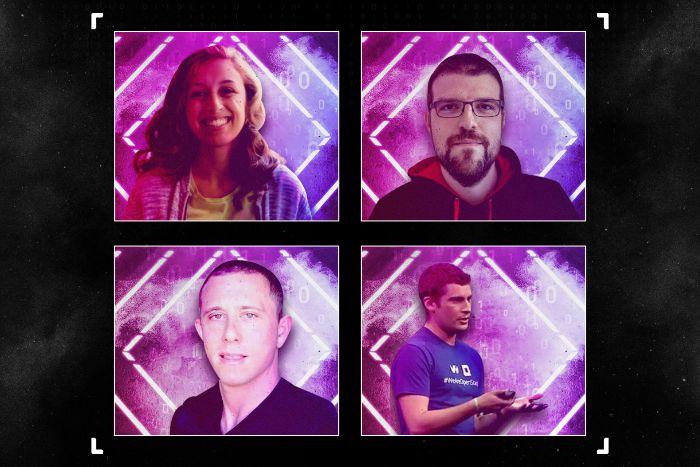 Cassidy Williams, Korben, Nader Dabit, Maxime Hurtrel - Codin'Night Battle Royale