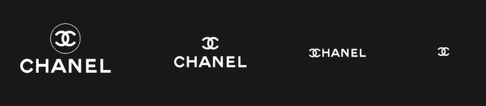 branding logo adaptable Chanel
