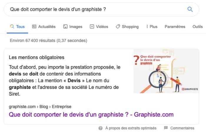 Answer Engine Optimization Google