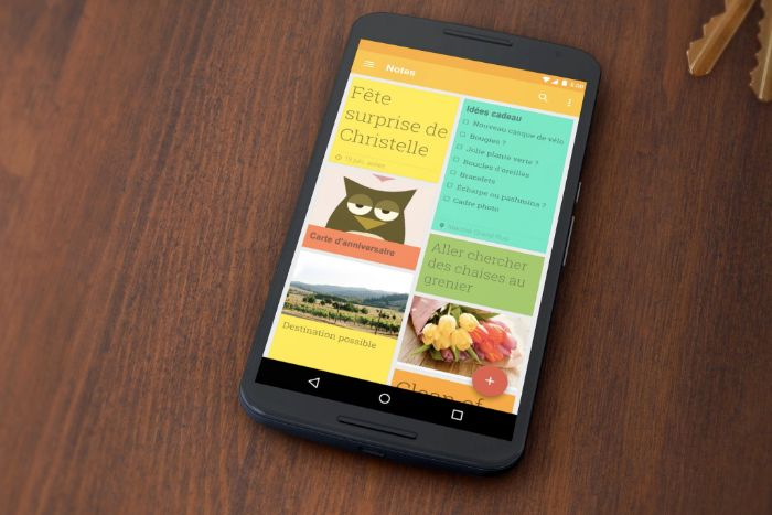 outil to do list Google Keep