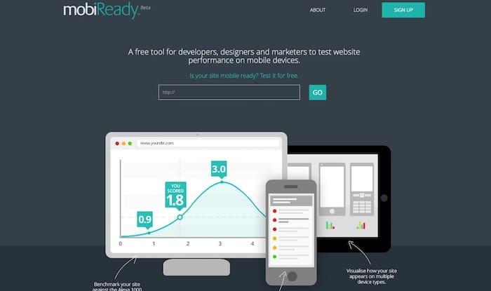 outil test accessibilité MobiReady