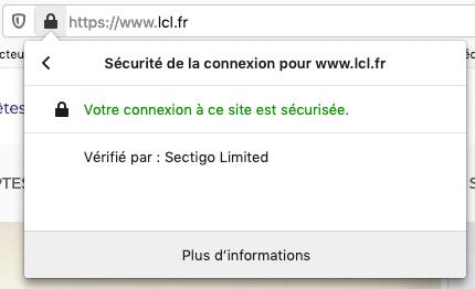 certificat SSL OV