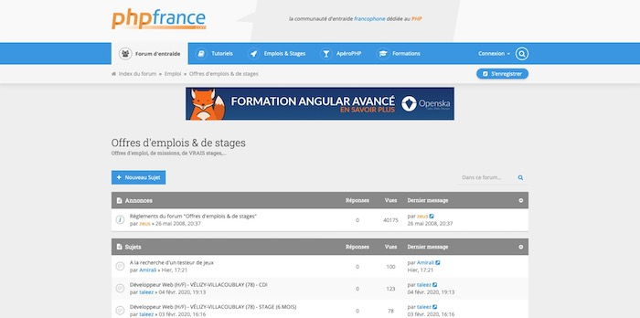PHP France
