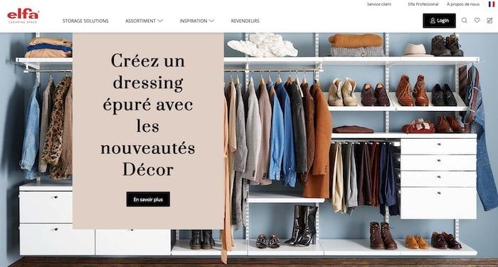 tendance webdesign oversize
