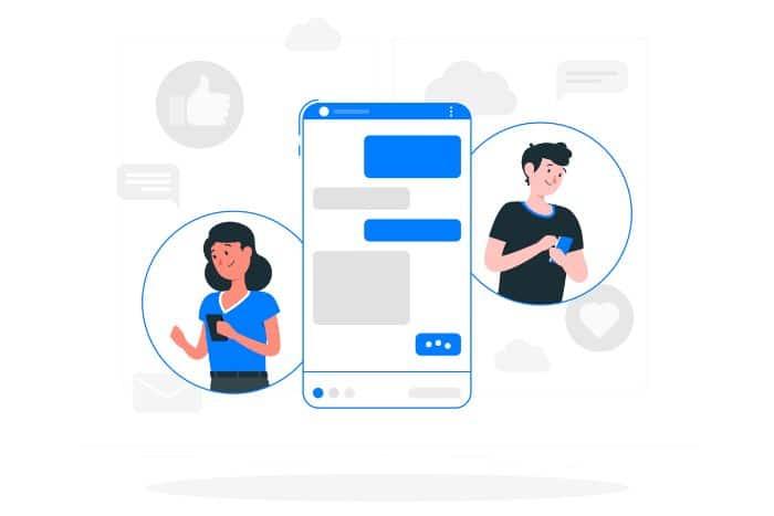 livechat pour identifier les points de douleur client