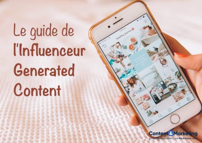 influenceur generated content
