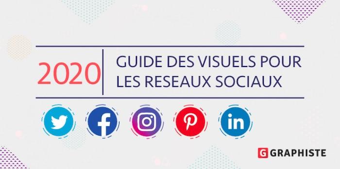 guide des tailles images réseaux sociaux