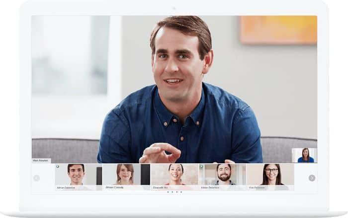 Webex réunions vidéos