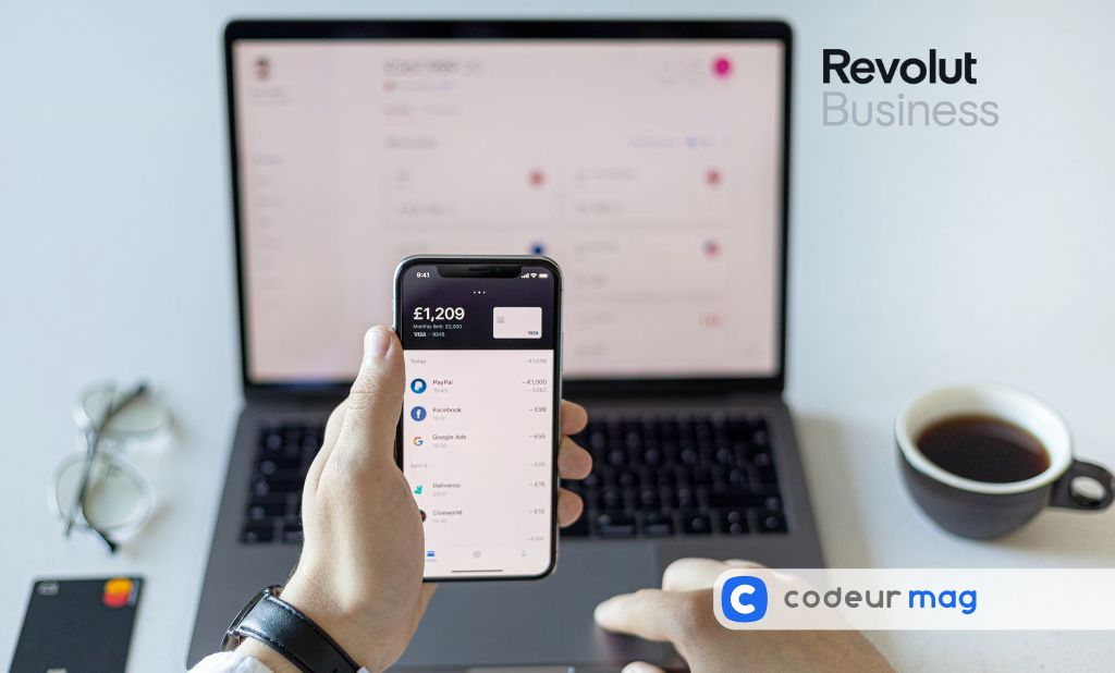 Revolut for Business comptabilité entreprise