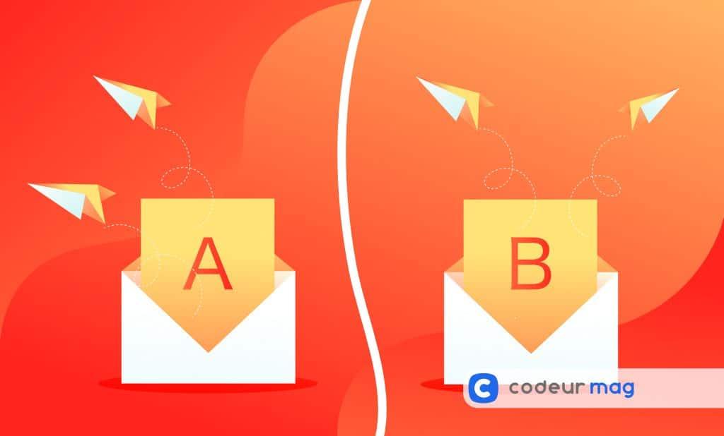9 A/B tests simples pour augmenter le taux de conversion de vos emailings