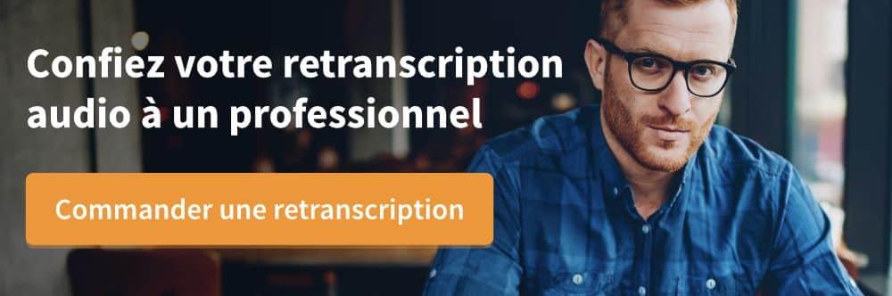 confiez votre retranscription audio à un professionnel