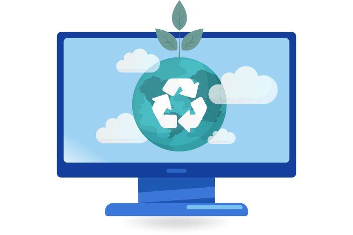 contenu web durable écologique