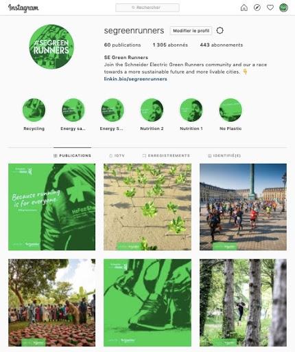 #SE Green Runners