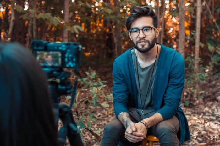 interview IGTV