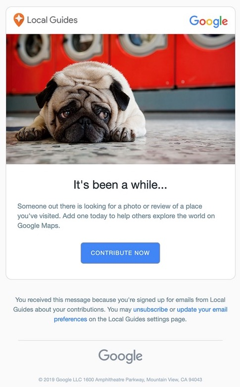 campagne de réactivation email