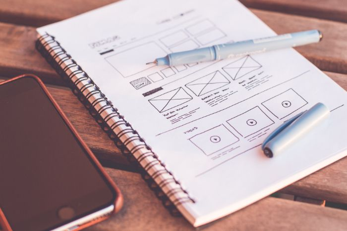 Wireframe, mockup, prototype : quelles différences ?