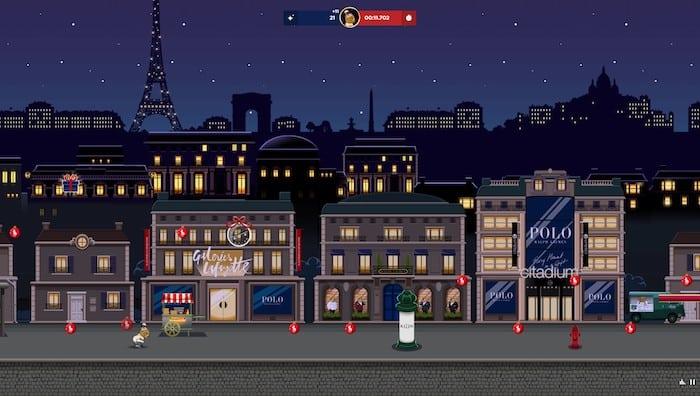 gamification Ralph Lauren