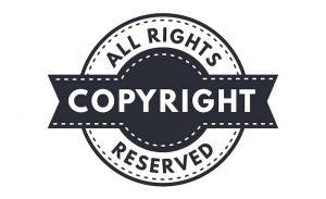 Copyright site web