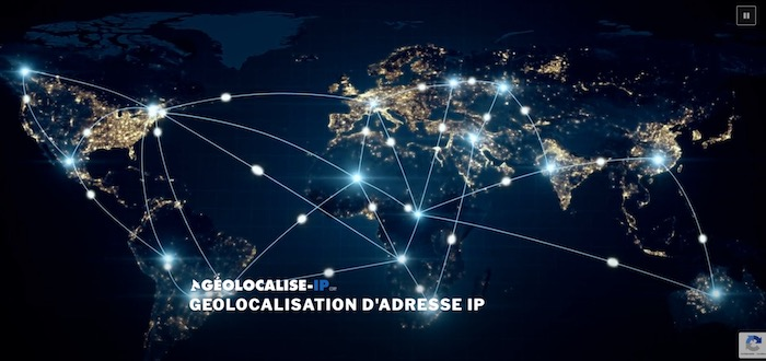 GeolocaliseIP site géolocalisation adresse IP