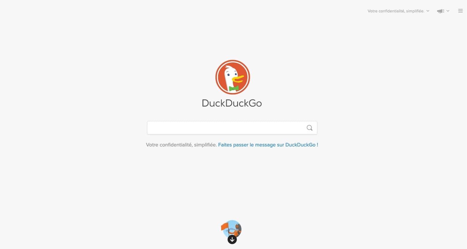 référencement SEO DuckDuckGo