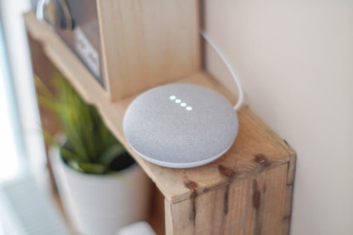 Google Home marketing vocal