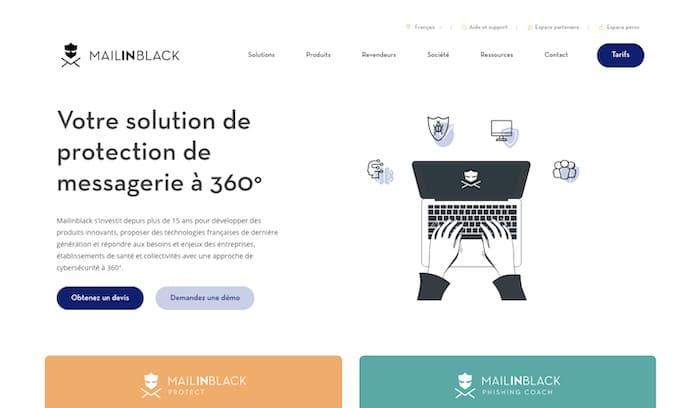 Mailinblack logiciel anti-spam