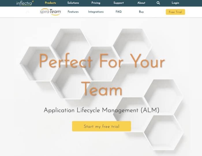 SpiraTeam logiciel de suivi de résolution de bug