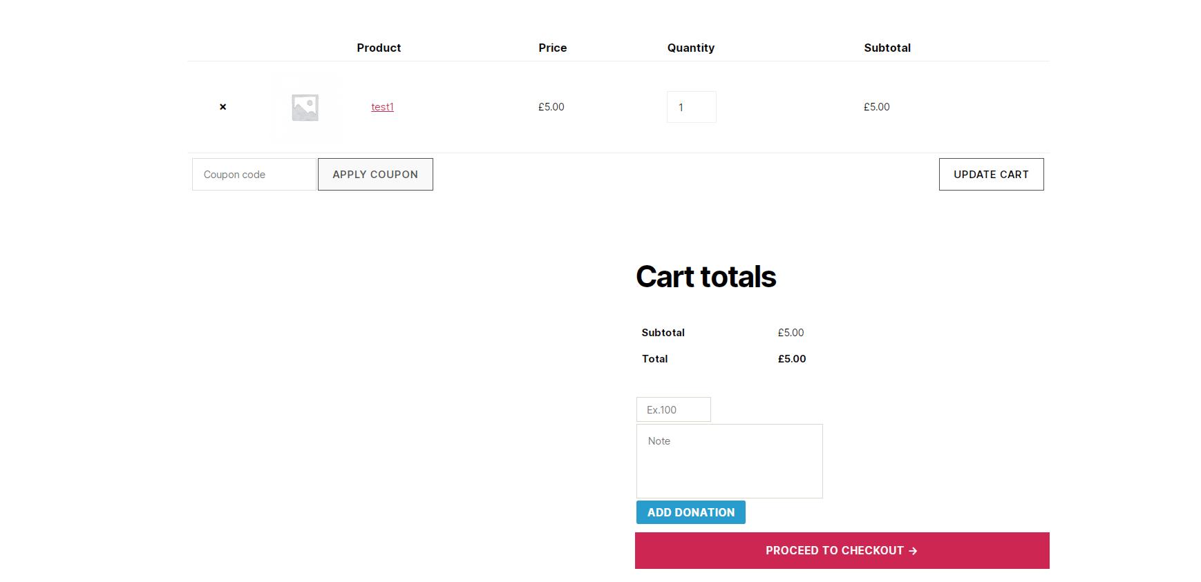 WooDonation plugin wordpress pour collecte de dons