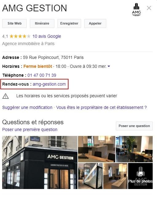 stratégie Google My Business