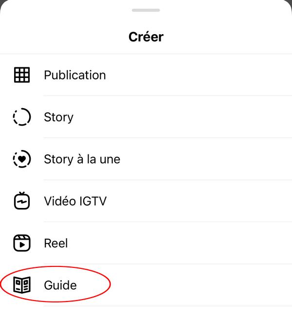 Guides Instagram